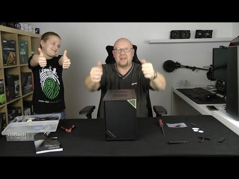 Uczę Syna Jak Złożyć Komputer - I5, Mini ITX, 16GB RAM, R7 250 Ultimate