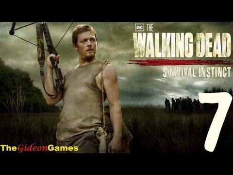 NEW: Прохождение The Walking Dead: Survival Instinct - Часть 7 (Арбалет)