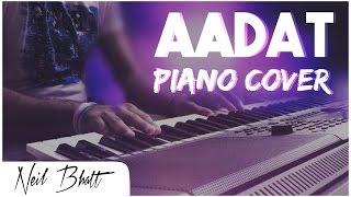 download lagu Aadat Jal  Piano Cover  Neil Bhatt gratis