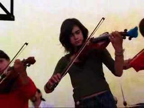 presentacion de violin rudolf steiner