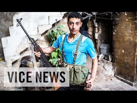 Controlling the Capital of the Syrian Revolution: Ghosts of Aleppo (Part 1)