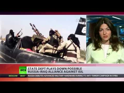 Iraq wants Russia to bomb ISIS on its territory, US concerned