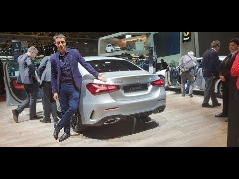 Обзор А-класс седан 2019 года (A-class sedan 2019)