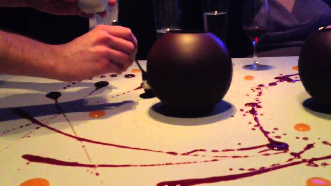 final dessert at alinea youtube. Black Bedroom Furniture Sets. Home Design Ideas