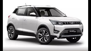 Review on Mahindra XUV300 top model variant w8