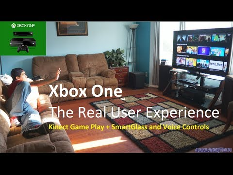 Microsoft XBOX One all around review - Real User Experience - Game Play with Kinect