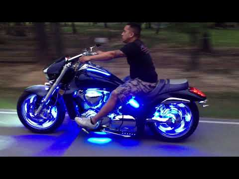 LED Wheel Glow Suzuki M109