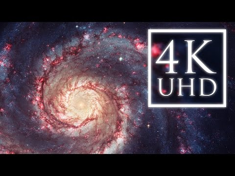 Galaxy Dance ~ Ultra HD 4K