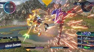 GUNDAM VERSUS: Gundam Wing | Character Trailer