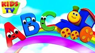 Kindergarten Educational Learning Videos | Nursery Rhymes For Children | Bob The Train - Kids TV