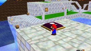 """Super Mario 64: Star Road - Episodio 6 - """"Metal & Vanish Cap"""""""