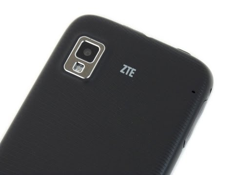 ZTE Warp Review