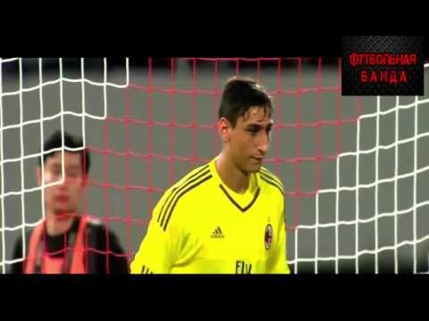 Вратарь Милана-Джанлуиджи Доннарумма