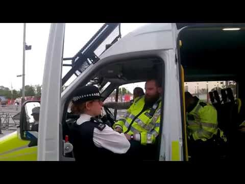 Assaulted by PC 204813 Paul Todd on the 21st May 2016