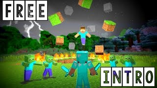 Top 5 Best Minecraft Intro Templates Download Sony Vegas
