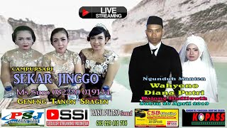 Live Streaming Campursari Sekar Jinggo/BAYU PUTRO sound/CSBvideo
