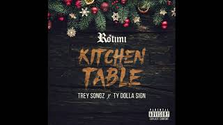 "Rotimi Feat.Trey Songz & TY Dolla $ign - ""Kitchen Table"" Remix"
