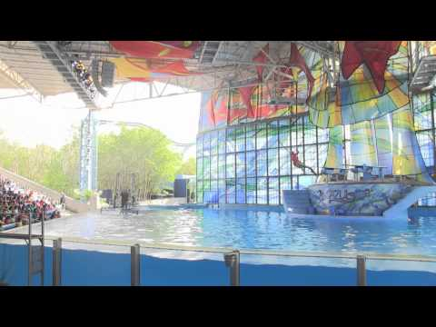 Azul at SeaWorld San Antonio - Full HD Show
