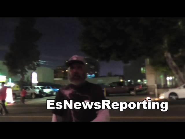 boxing fan why floyd beats manny EsNews