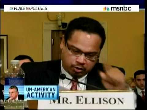 Truth About King's Muslim Hearings - Cenk Uygur on MSNBC