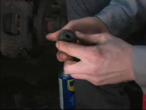 How to Replace Your Shocks : How to Replace Your Shock Absorbers
