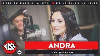 download musica Andra live La Kiss FM - Razi cu Rusu si Andrei