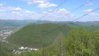 Дальнегорск сопка высота 611