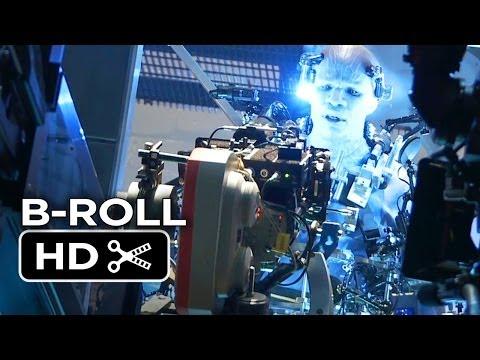 The Amazing Spider-Man 2 Complete B-ROLL (2014) - Jamie Foxx, Andrew Garfield Movie HD