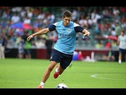 Stevan Jovetić | Manchester City | Skills & Goals & Assists