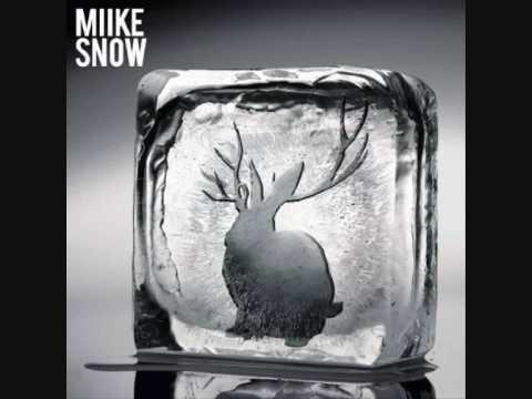 Miike Snow - Black & Blue (Lyrics in description!)