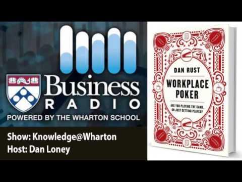 Workplace Poker on Wharton Business Radio