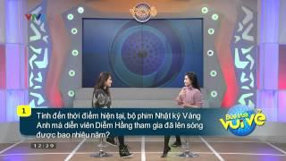 Bữa trưa vui vẻ cùng Diễn viên Diễm Hằng - 28/12/2014