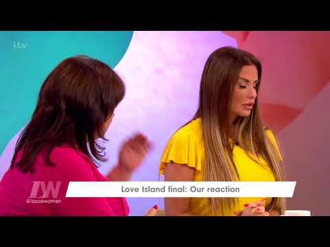 Katie Price Adored Love Island   Loose Women