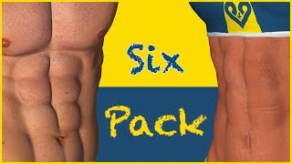 "Six Pack - ""Abdominales esculpidas"" - No Music"
