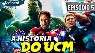 HISTÓRIA DO UCM EP. 5: VINGADORES A QUEDA