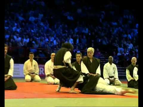 Festivals des Arts Martiaux Paris -Bercy 2006 : Shorinji Kempo