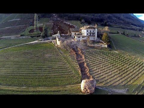 Стихийные бедствия - сели, оползни, камнепады и обвалы