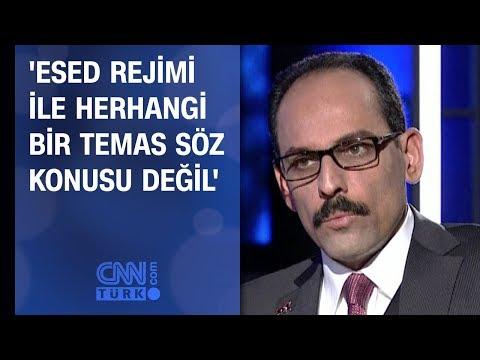 'Esed rejimi ile herhangi bir temas söz konusu değil'
