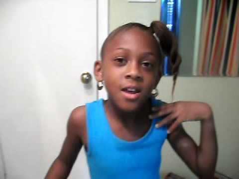 Cute Girl Dancing To K-bzo Lrg Swagg video
