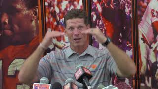 TigerNet: Brent Venables anxious to see Clemson