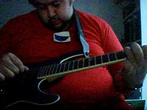 Guitar Blues Riff