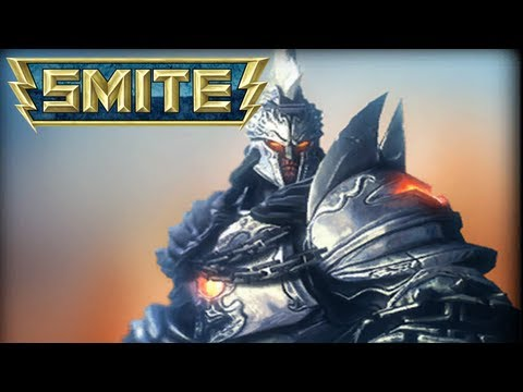 Smite Gameplay - Ares