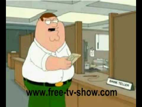 Family Guy Animated Series Video