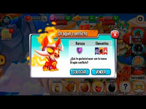 Dragon City l Dragon Legendario l CONFLICTO