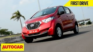 Datsun Redigo | First Drive | Autocar India
