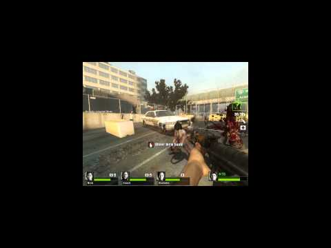 Left 4 Dead 2 Gameplay Part 1 video