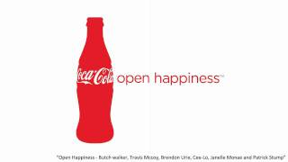 Watch Coca Cola Open Happiness video