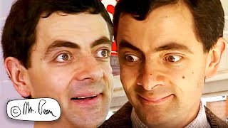 Back to Bean | Funny Clips | Mr Bean Official