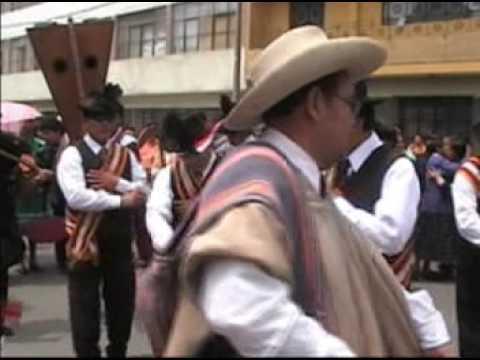 Los negritos de San Miguel de Lucma - Ancash -Perú