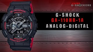 Casio G-SHOCK Red Heritage GA110-HR-1A   Top 10 Things Watch Review